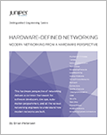 Hardware-Defined Networking