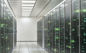 what is data center fabric