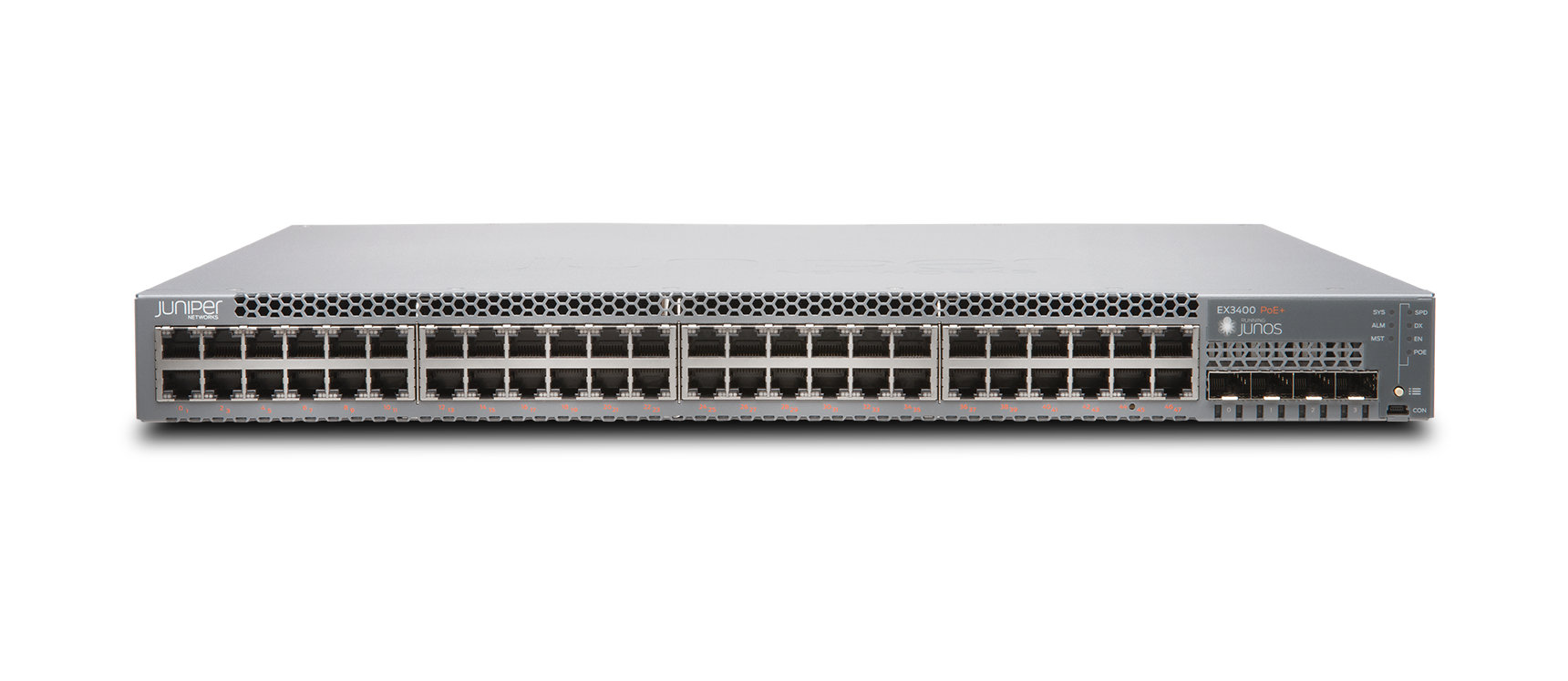 Ex Series Ethernet Switches Juniper Networks
