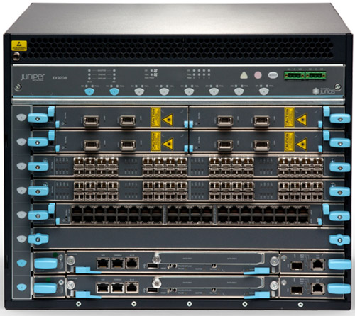 EX Series Product Comparison - Juniper Networks