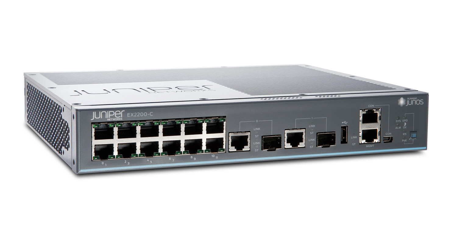 Ex2200 C Workgroup Switch Juniper Networks 12 Port