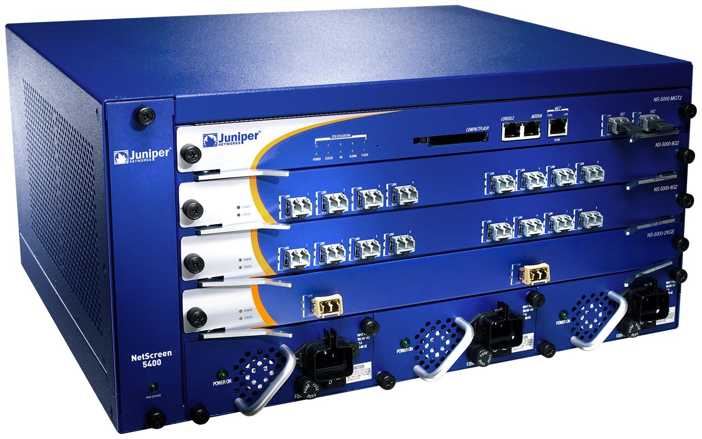 Netscreen 5400 Juniper Networks