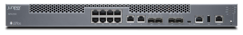 NFX250 Network Services Platform – Juniper Networks