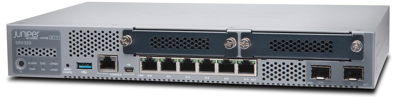 Juniper Networks SRX300 Enterprise Firewall Security Appliance