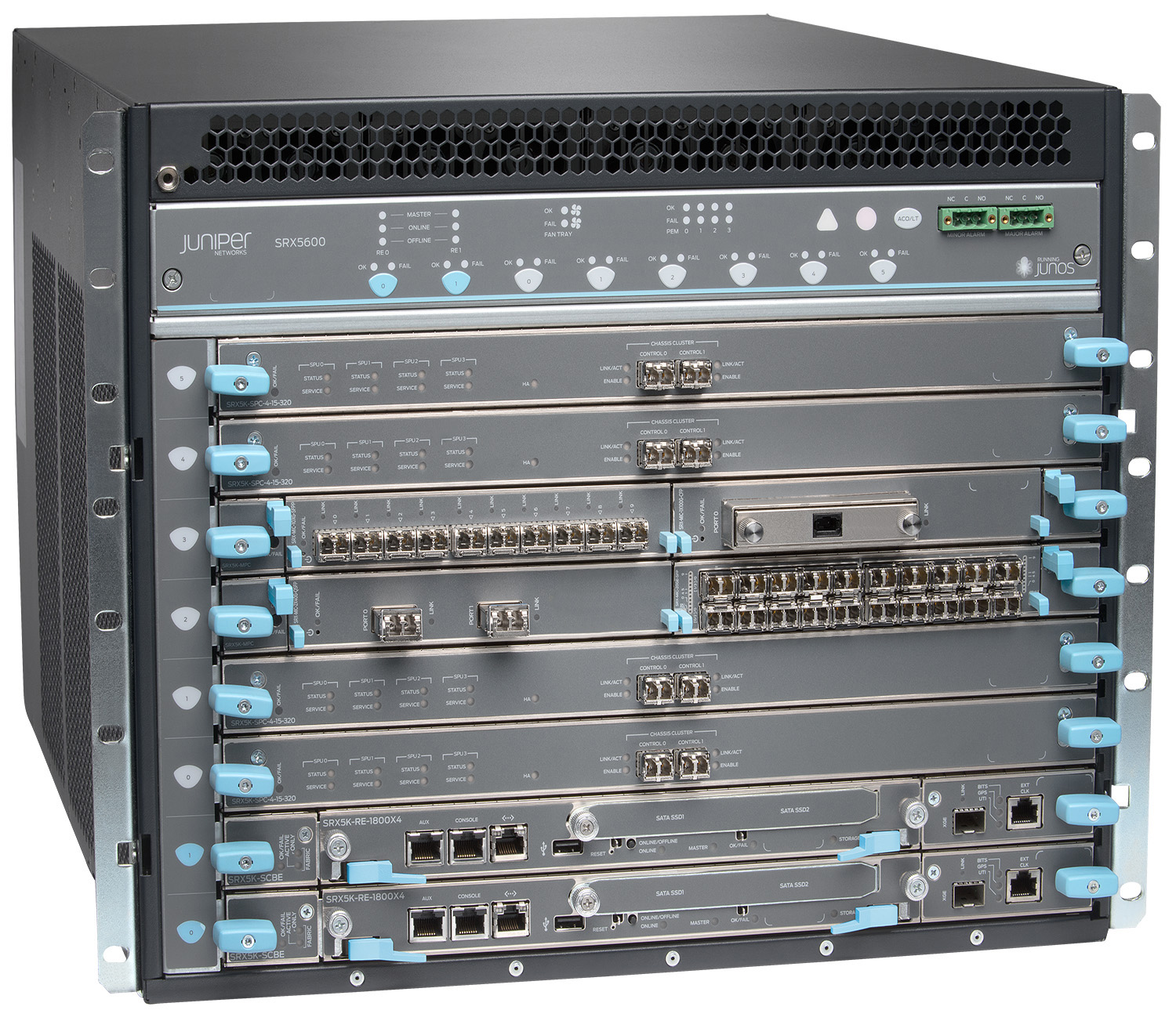 SRX5600 Large Enterprise Data Center Firewall | Juniper Networks