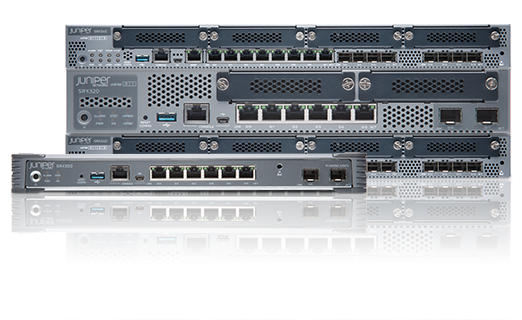 SRX Series Product Comparison - Juniper Networks