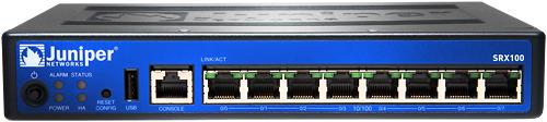 Srx100 Services Gateway Juniper Networks