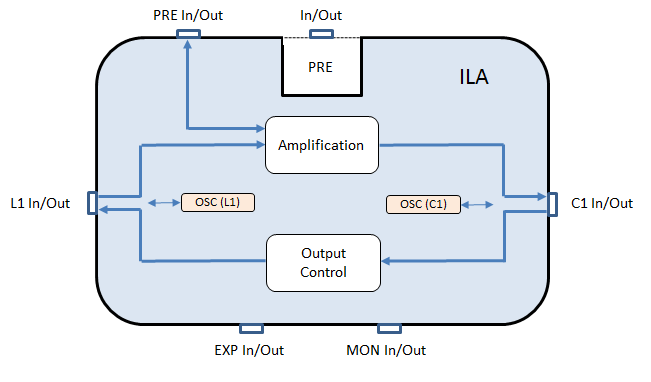 Fantastic Inline Amplifier Ila Techlibrary Juniper Networks Wiring Digital Resources Antuskbiperorg