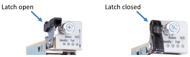 Top Latch - UFM3 and UFM6