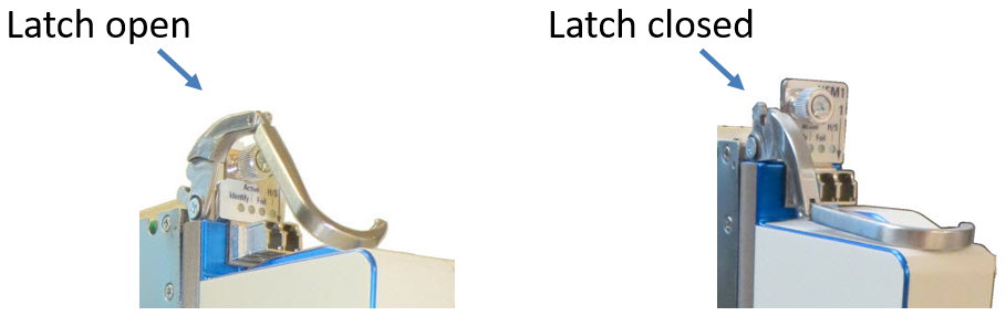 Top Latch - UFM4