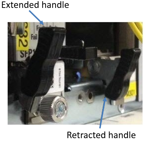 Bottom Latch - UFMs