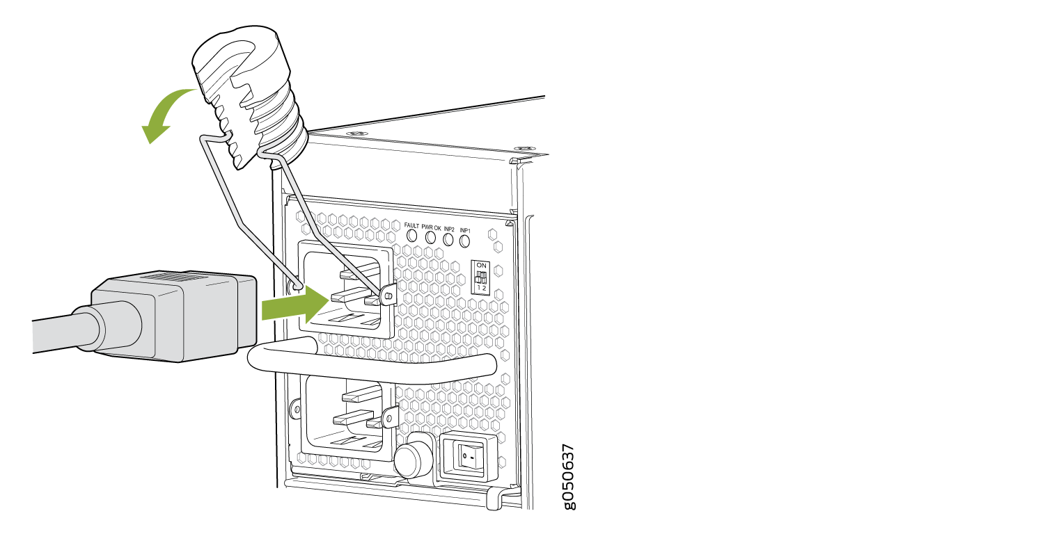 ptx10000 ac power supply - technical documentation - support
