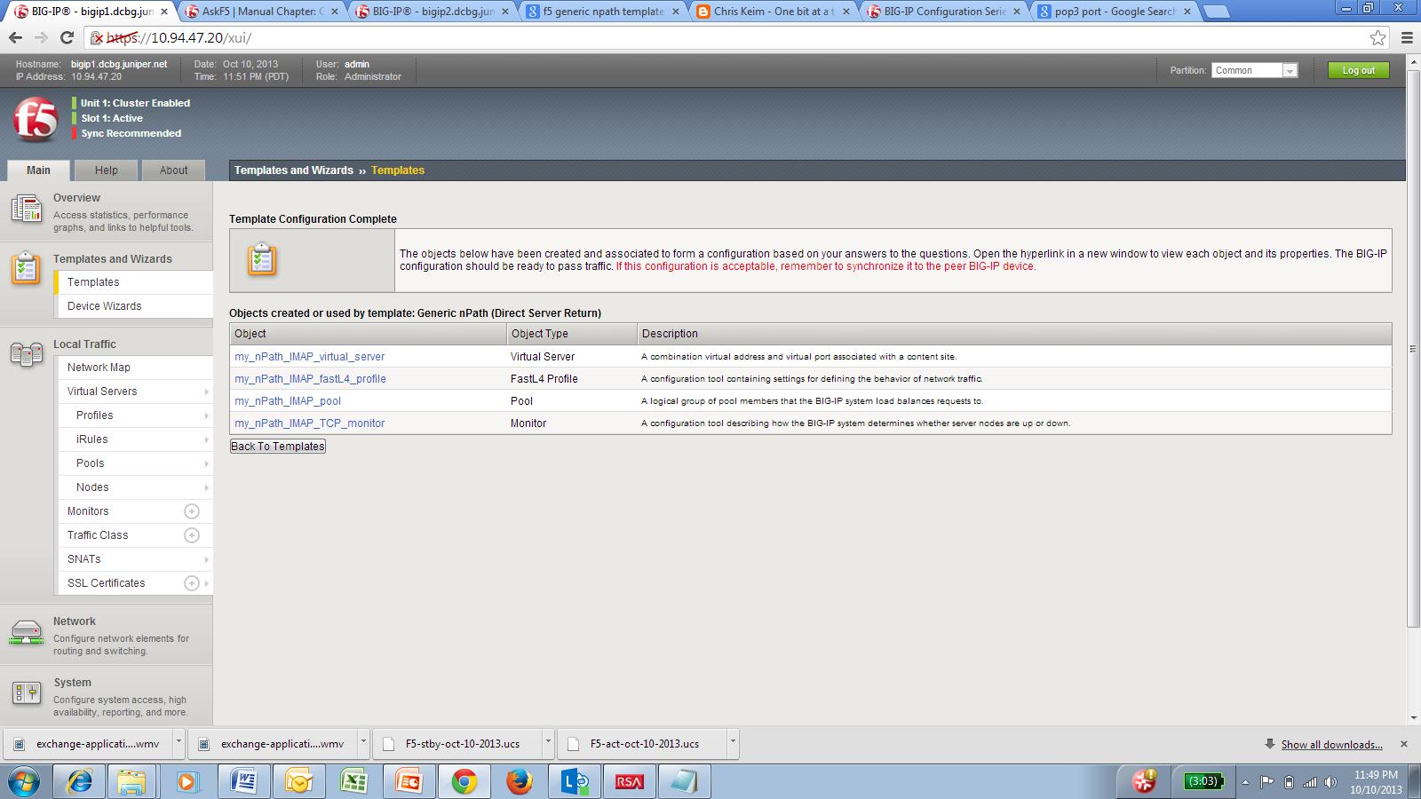 Load Balancing - Technical Documentation - Support - Juniper