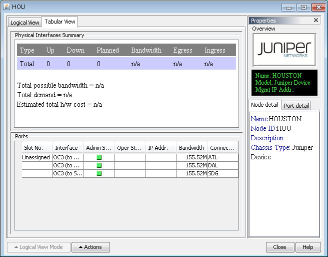JAVA Graphical User Reference, WANDL Web Interface, and Command Line