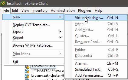 VMDK Deployment - TechLibrary - Juniper Networks