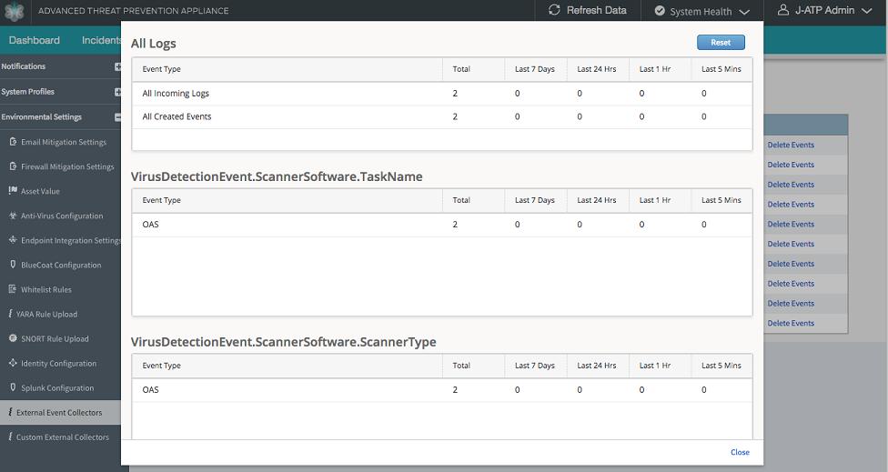 Custom Log Ingestion - TechLibrary - Juniper Networks