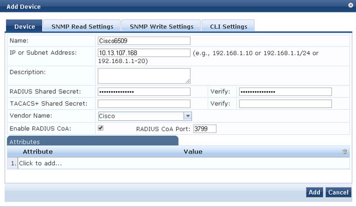 Example: Configuring Juniper Connected Security Using Third