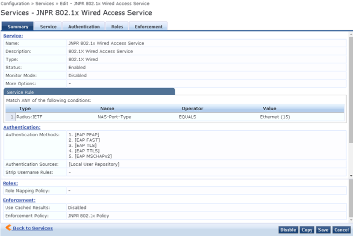 Example: Configuring Juniper Connected Security Using Third-Party