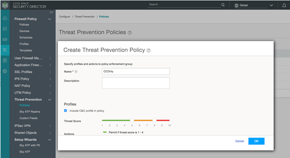 Moving From Spotlight Secure to Policy Enforcer - Technical