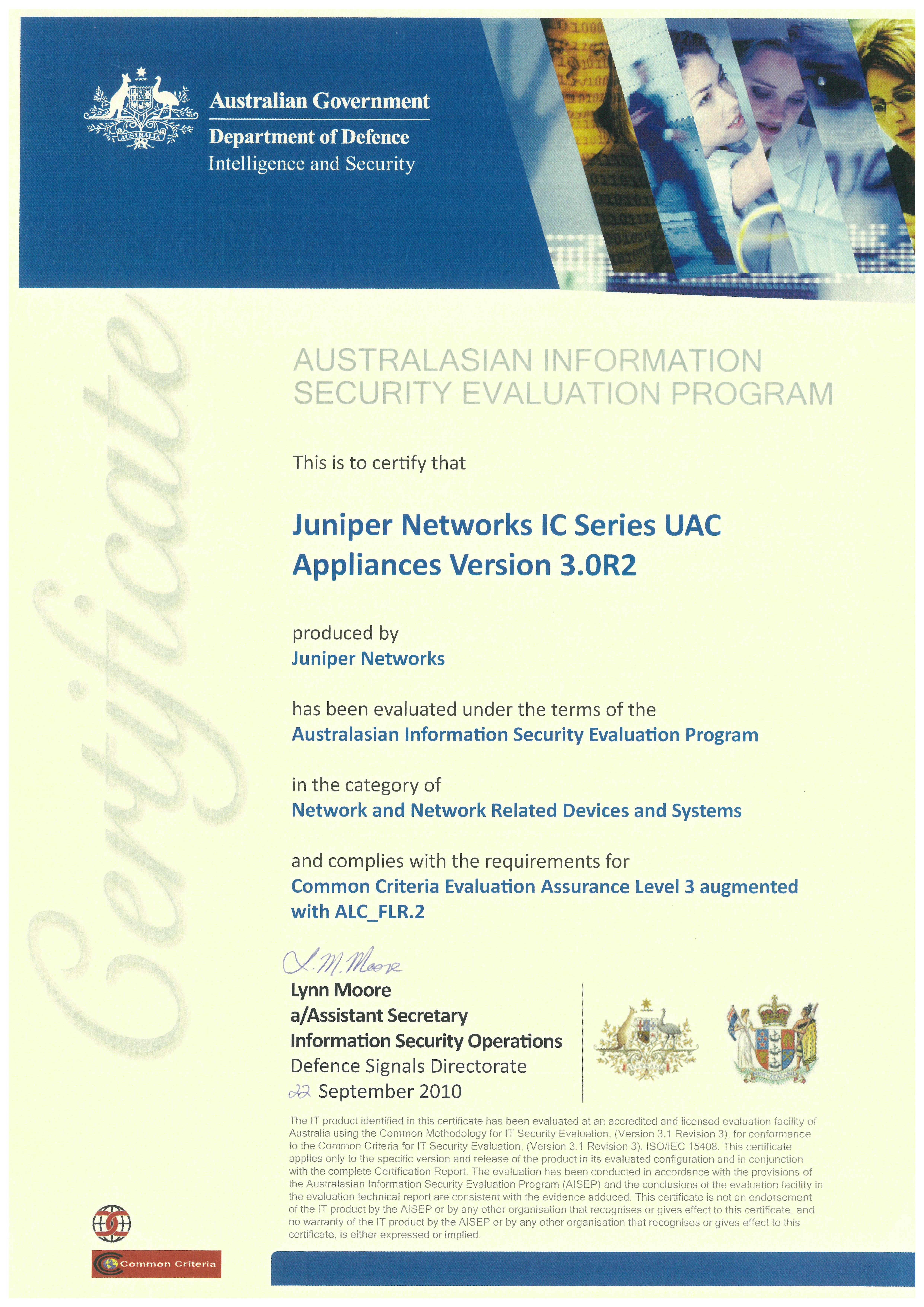 Customer and partner stories network performance solutions and juniper networks ic series with uac 30 r2 eal3 xflitez Choice Image
