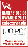 2011 Telecom Asia Readers' Choice Awards