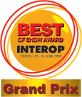 Best of Show - Interop Toyko