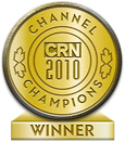 2010 CRN Channel Champions