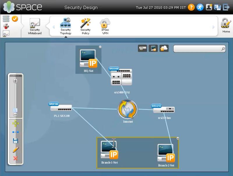 Security Design Applications De Junos Space Juniper
