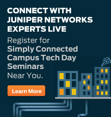 Juniper Campus Tech Days