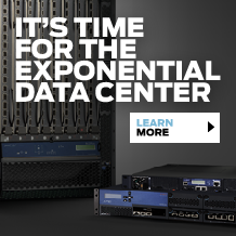 It's time for the Exponential Data Center