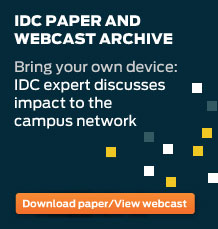 IDC Paper and Webcast