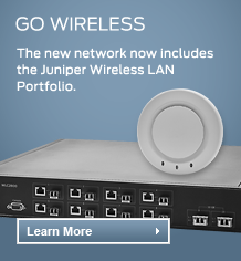 The new network goes wireless